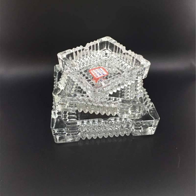 High quality glassware glass ashtray