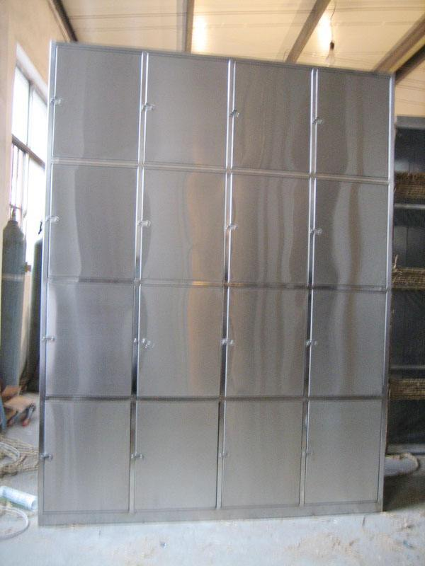 Stainless Steel Cabinet Box Locker