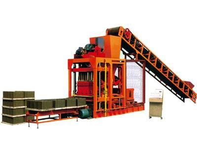 QTJ4-15Brick Making Machine