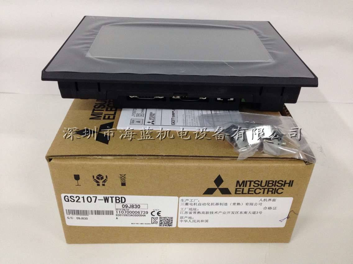 GS2107-WTBD Mitsubishi touch screen GT2000