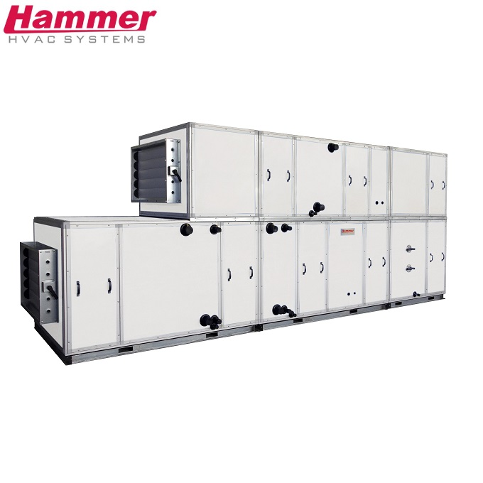 air handling unit with motorized fresh air damper framework air handling unit air handling unit with