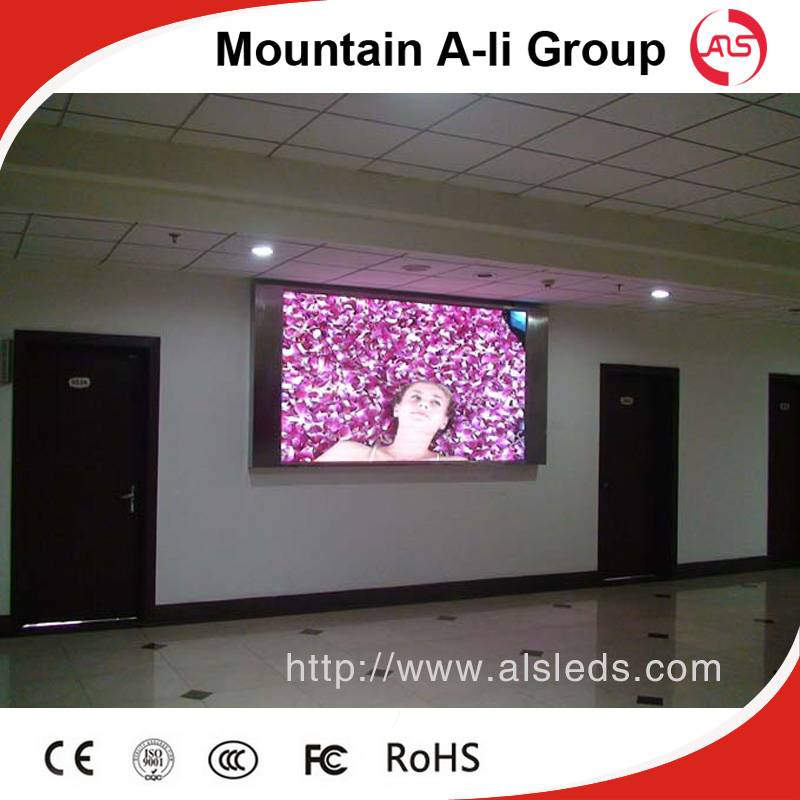 Hot Sale P3 Indoor Full Color LED Video Screen