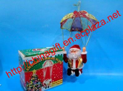 Christmas Parachute Santa Claus Decoration Fangzheng
