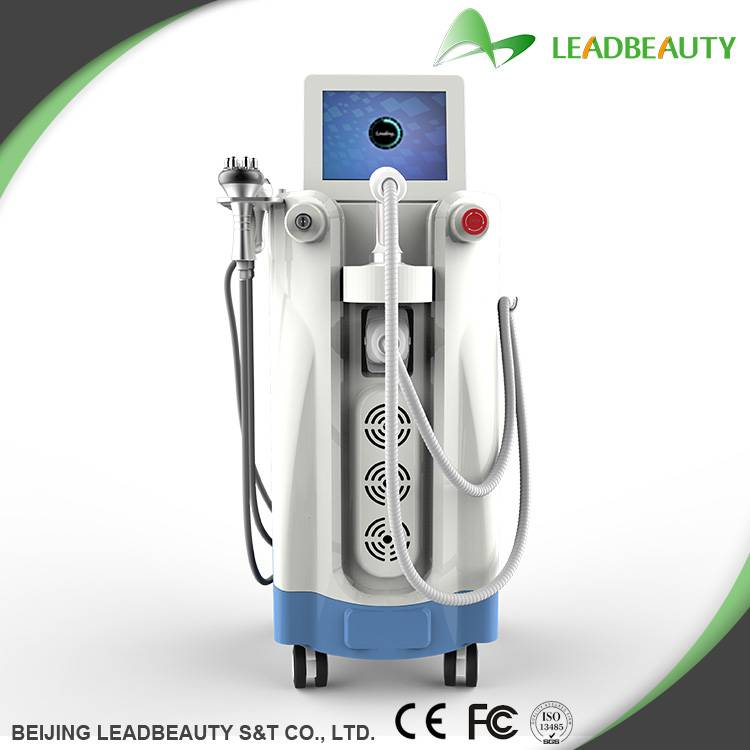 Body shape high quality hifu multifunctional slimming beauty machines