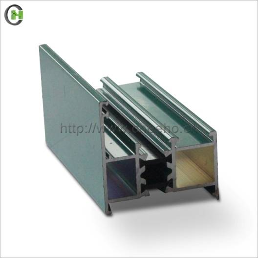 High Surface Quality Windows and Doors Used Aluminium Extrusion Profile
