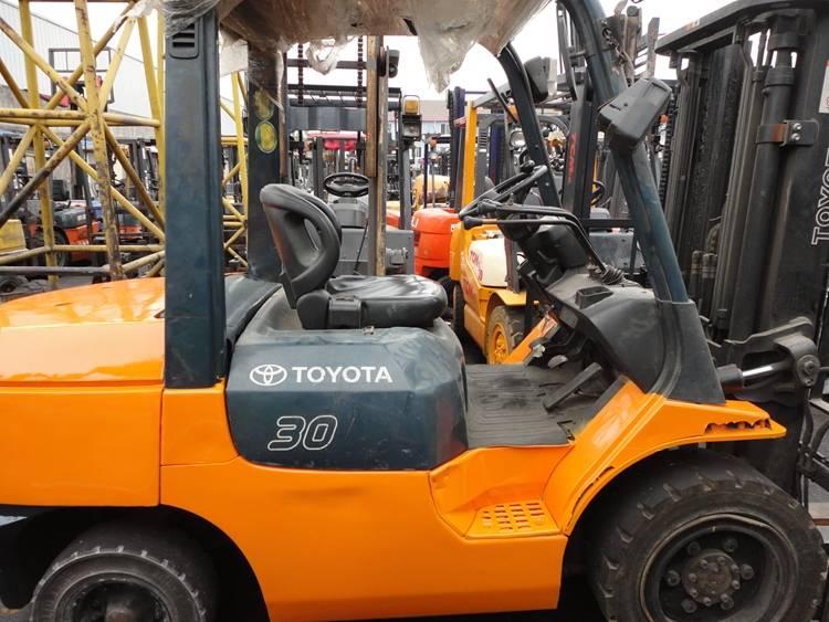 Used Forklift,Used Toyota Forklift,Used Toyota FD30 Forklift