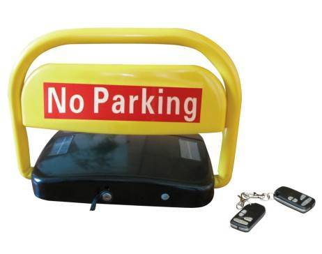 Solar Powered Remote contelled Parking Barrier ANN-CA4