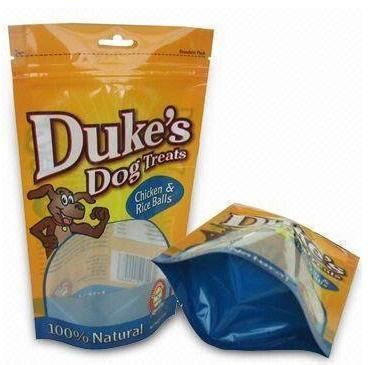 Pet Food Bag / Dog Food Bags / Vacuum Zipper Bag - Perfect