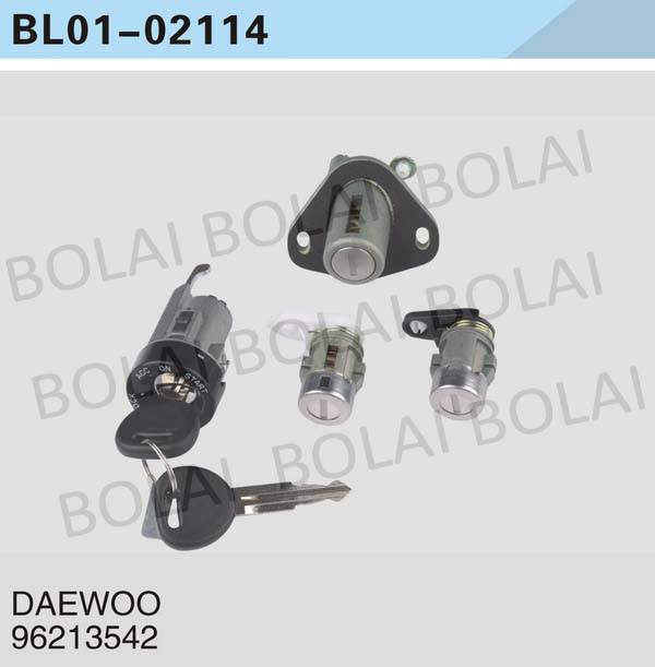USE FOR DAEWOO LANOS KEY SET/IGNITION SWITCH 96213542