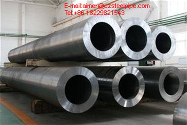 Stainless steel pipe large dimensions