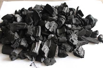 Charcoal from Russia