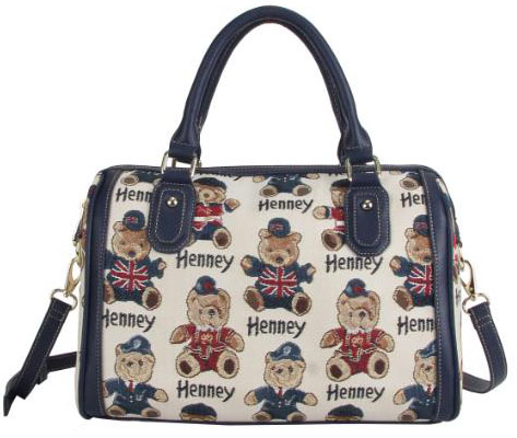 2017 Fashion Henney Bear Ladies Tote Handbag