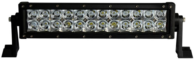Off-road lighting TC-B109-2DS 72W 13.5inch 24LED dual row light bar IP68 for offroad and marin