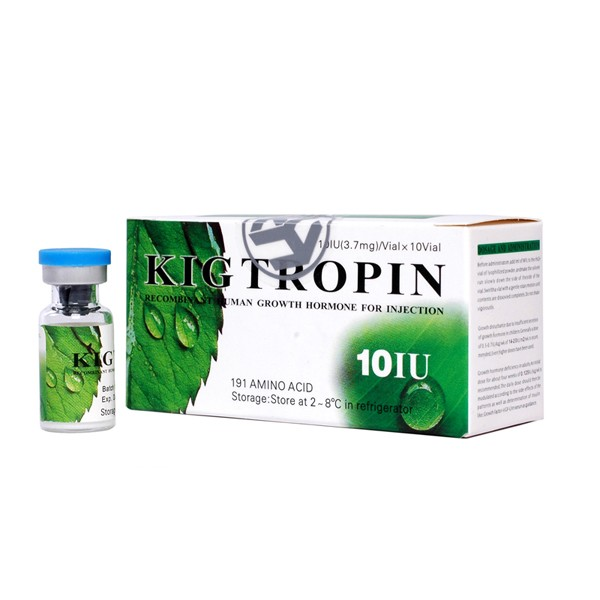 Kigtropin(100iu/kit) Great quality and High purity
