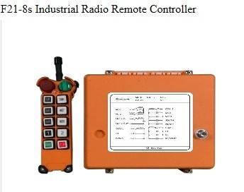 F21-8s Industrial Radio Remote Controller