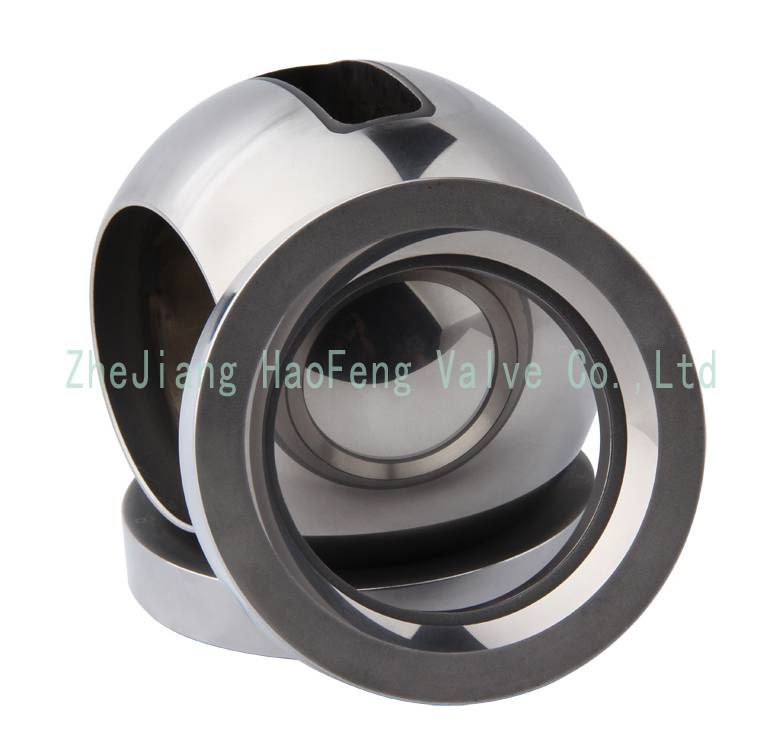 Hard Face Valve Seat for Ball Valve