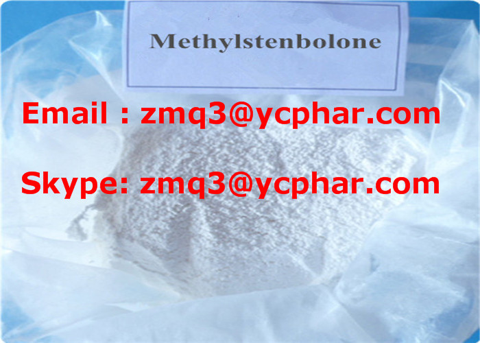 Metribolone Methyltrienolone powder Effective Injectable Steroids for Bulking Cycle