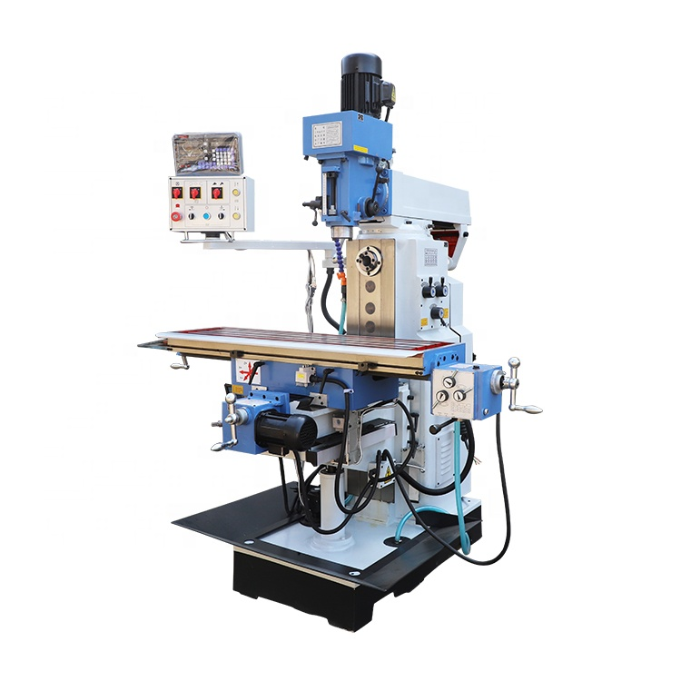 Universal milling and drilling machine ZX6350 milling drilling machine