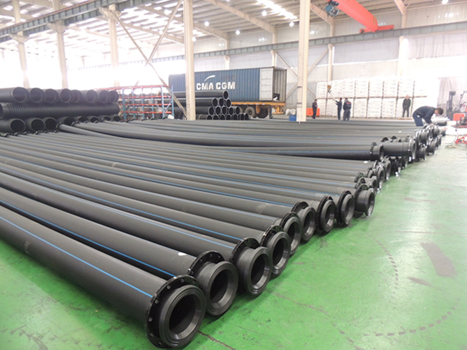 HDPE dredging pipes 300mm pipeline dredging