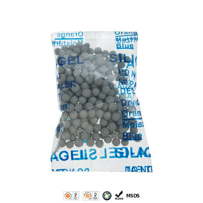 moisture absrobent clay desiccant packet