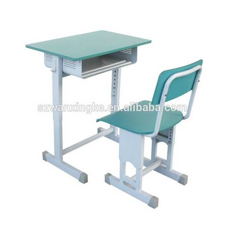 School Desk and Chair, School Furniture
