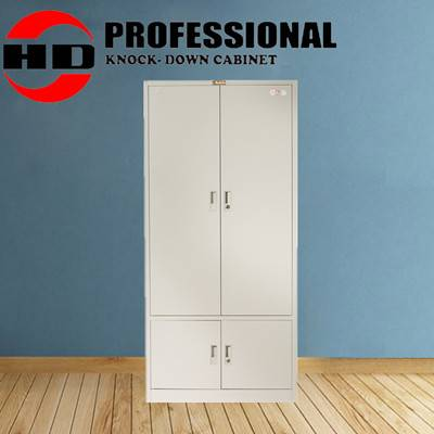 Multifunctional steel document cabinet