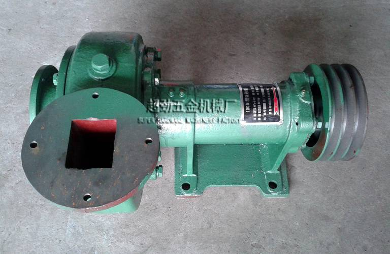 4 Inch Agricultural Horizontal Type Centrifugal Pump Sand Suction Pump 100A1