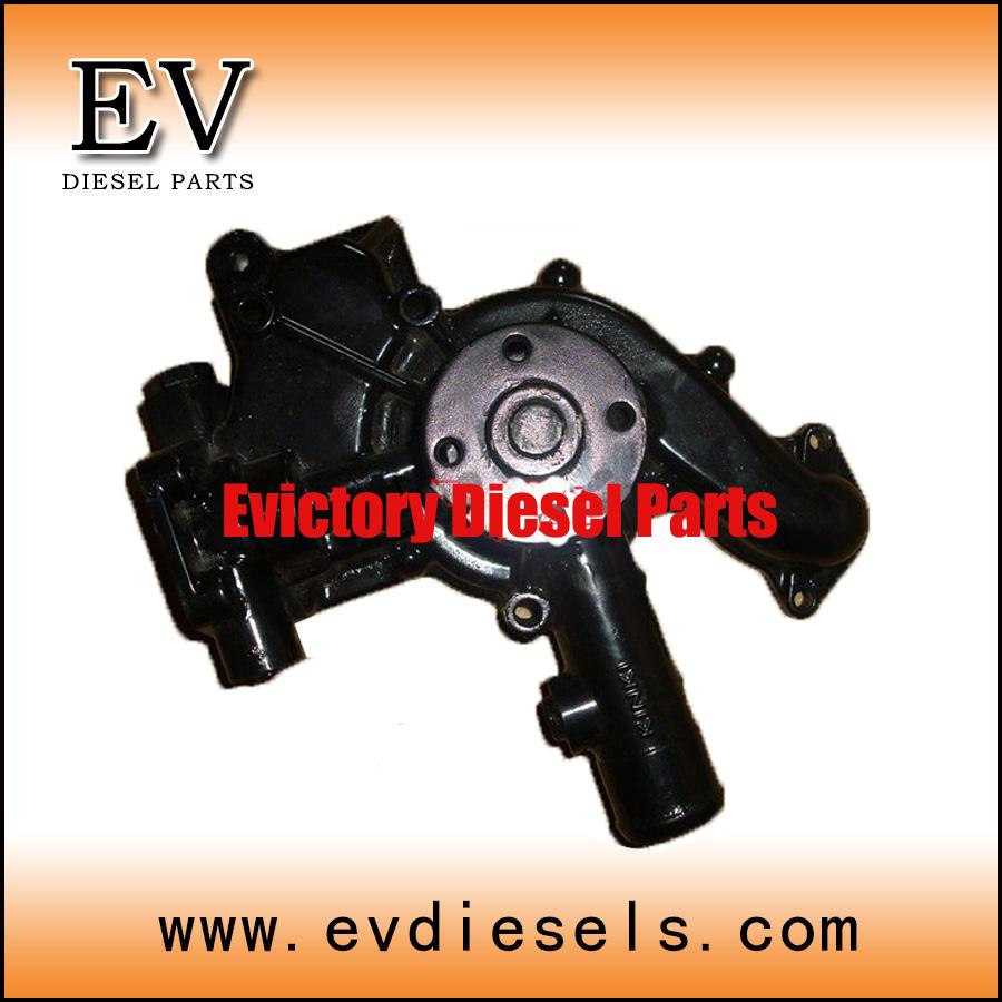 Yanmar auto parts water pump 3TNV88 3TNE88 4TNV88 4TNE88 4TNE92 4D92E pumps for Forklift