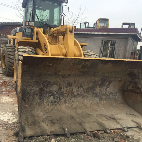 Used caterpillar 966C wheel loader for sale