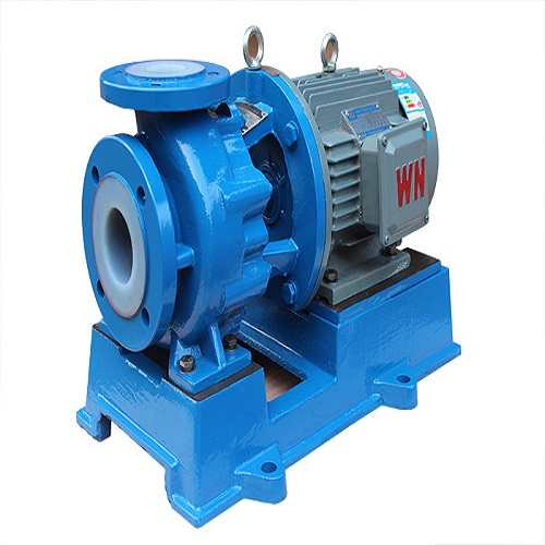 IHF single stage end suction chemical Centrifugal coupled Pump