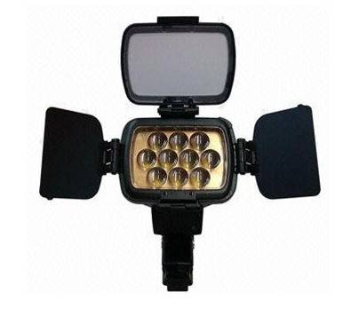 flashlight with 10 LED Bulbs, Power of 20W and 750lm