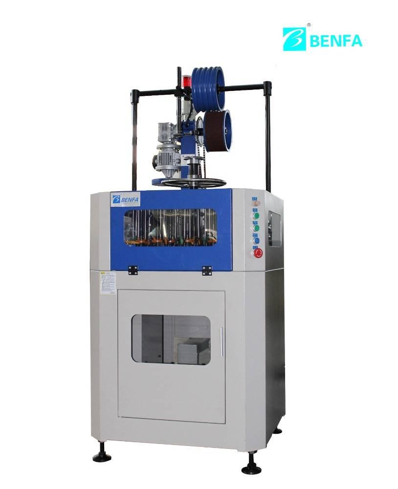 Vertical Automatic Hose Braiding Machine