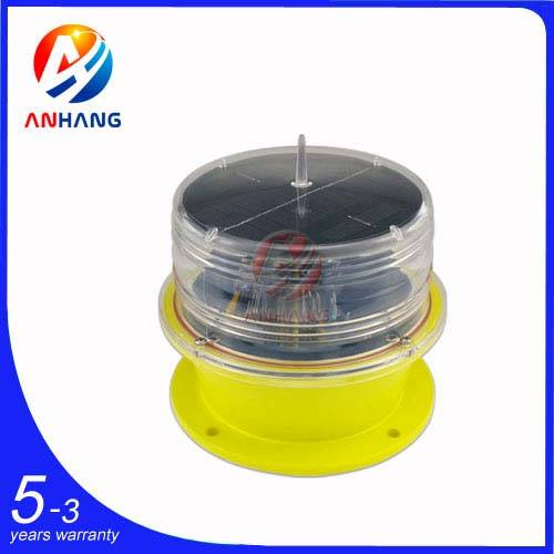 AH-LS/L Low-intensity Solar-Powered Aviation Obstruction Light