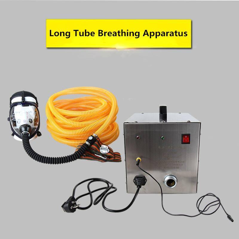 Electric Powered Long Tube Respirator
