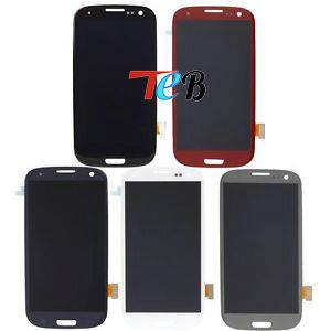 For samsung galaxy s3 i9300 lcd screen assembly