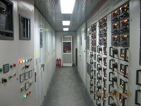 JDB series AC electrical control system for electrical and mecchanical mixed power rigs
