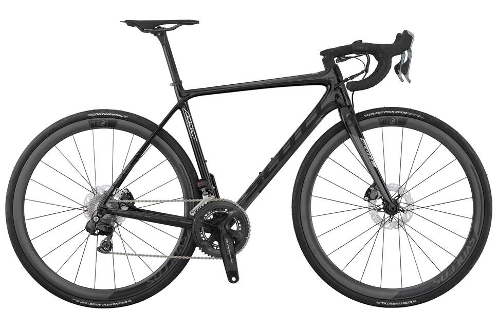 2017 SCOTT ADDICT PREMIUM DISC DI2 ROAD BIKE