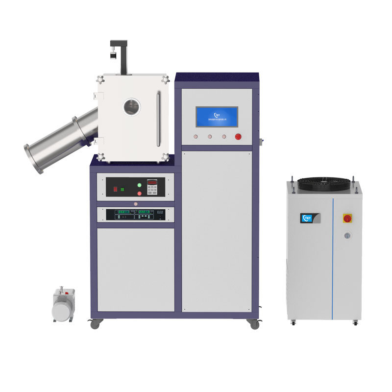 Laboratory Vacuum Melt Spinning System with Precision Temperature and Molten Extrusion Pressure Cont