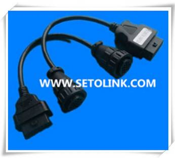 SCANIA 16 PIN TO J1962 OBD DIAGNOSTIC CABLE