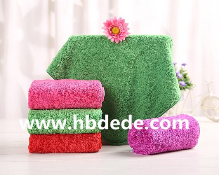 soft bath towel water-absorbing quality