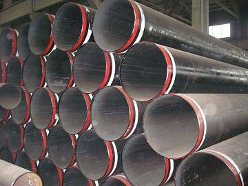 LSAW steel pipe/ carbon steel pipe/ hot-rolled steel pipe/ black steel pipe/ galvanized steel pipe/