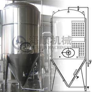 Conical Beer fermenter