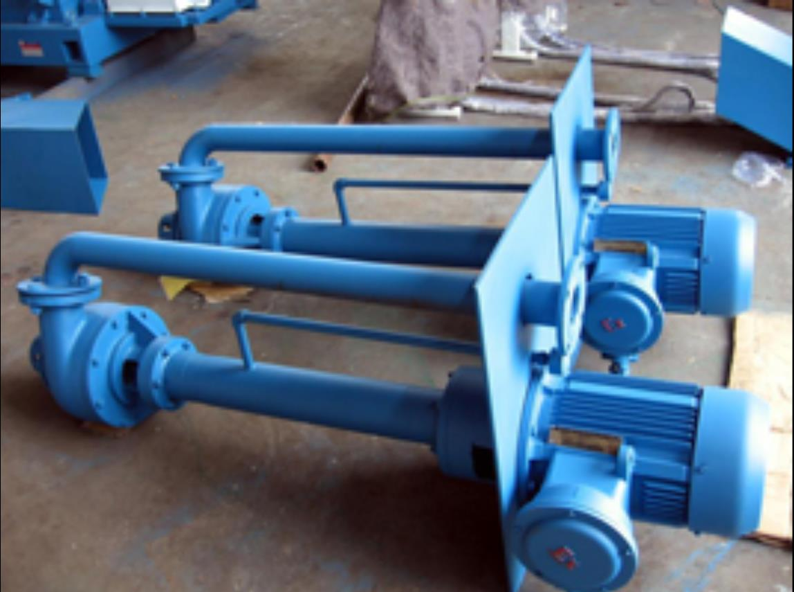 VZJP-L vertically submerged slurry pump