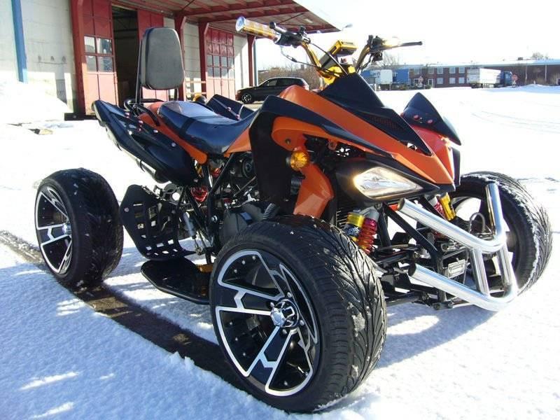 ATV300 with EEC