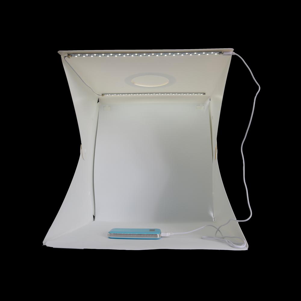 Mini Foldable LED Lighting room Photo Studio Box Tent light Room Factory Price High Quality