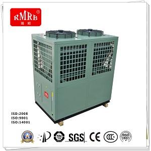 industrial use heating pump hot water units high efficiency heat pump units 59kw