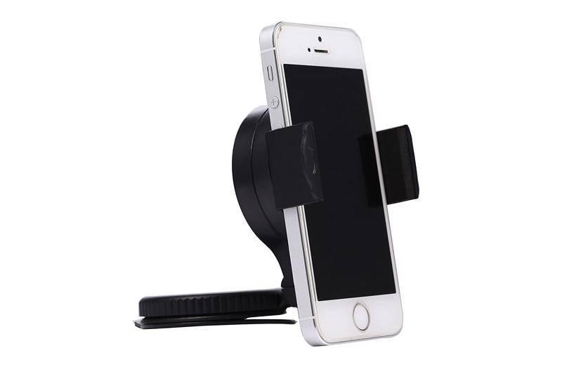 Phone Holder 360 Degree Rotating Phones Holder Car Suction Mobile Phone Holder Mini Windshield Mount