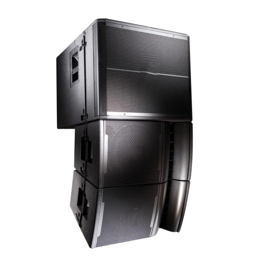 VRX series high quality professional audio line array 3CH subwoofer active speakers