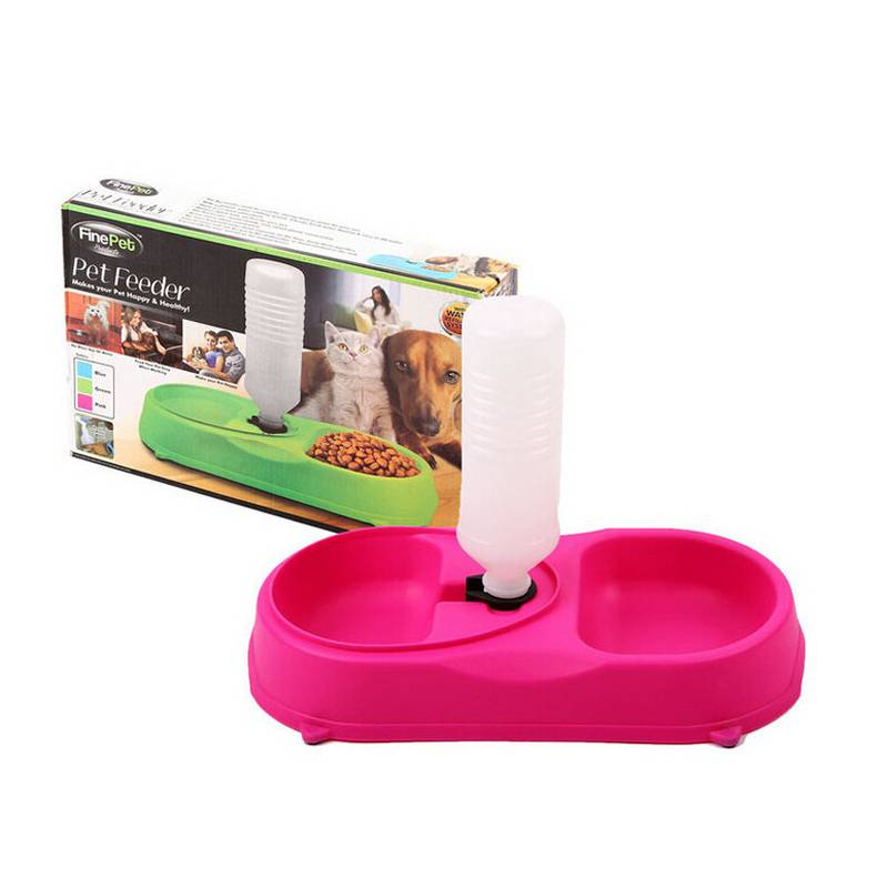 Pet Dog Feeder