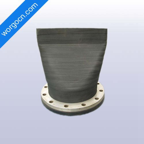 Flanged Duckbill Check Valve